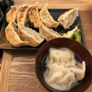 W(ダブル)餃子ライス
