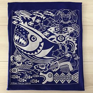 怪(海)物たちTシャツ