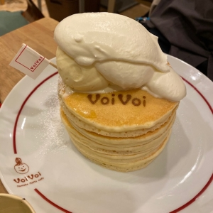 VoiVoiスペシャル・パンケーキ