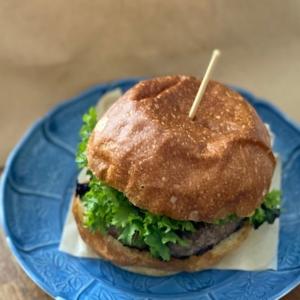 0831(お野菜)バーガー