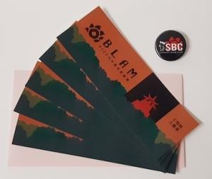 【リターンA】入館券5枚